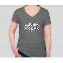 Batik Freak V-Neck T-Shirt