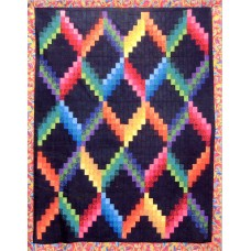 Color Falls pattern by Cozy Quilt Designs - Jelly Roll Friendly