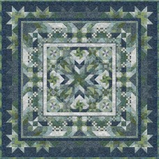 Lakeside Block of the Month by Wilmington Batiks