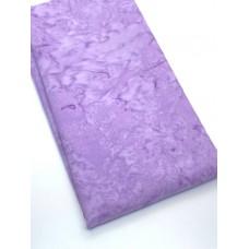 BOLT END - Anthology Batik 1521 - Lavender Solid - 26 Inches