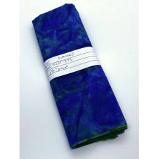REMNANT - Robert Kaufman AMD-20068-372 Blue Green Bluegrass Ombre - 14 Inch x WOF