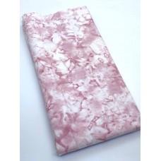 """BOLT END - Banyan Batik 81500-21 Pink White Blender - 29"""" x WOF"""