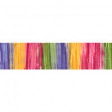 REMNANT - Michael Miller 9426 Pain - Multicolor Ombre - 1/4 yd
