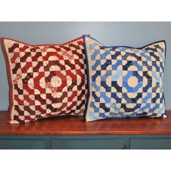 Ring Around the Rosie pattern by Sweet Jane's  -Charm & Scrap Friendly!
