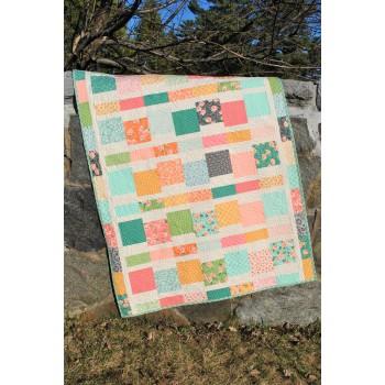 Jumping Jacks pattern by Sweet Jane's  - Charm & Scrap Friendly!