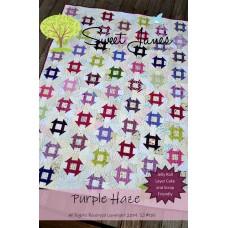 Purple Haze pattern by Sweet Jane's  - Jelly Roll, Layer Cake & Scrap Friendly!