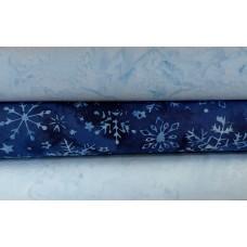Three Batik Half Yards UU - Blue Tones
