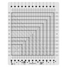 Stripology Squared Ruler by Creative Grids