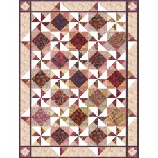 FREE Timeless Treasures Tonga Passion Fruit Pattern