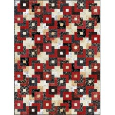 FREE Timeless Treasures Tonga Rose Pattern