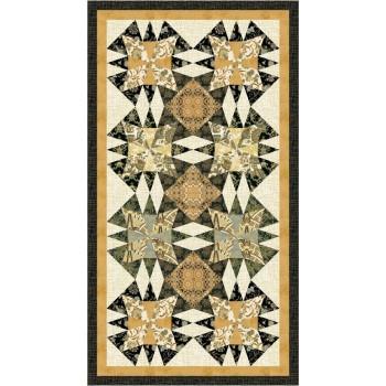 FREE Robert Kaufman Cairo Pattern