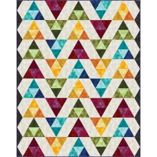 FREE Timeless Treasures Viola Prisms Pattern