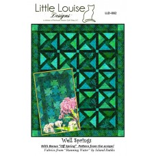 Well Springs pattern by Little Louise Designs