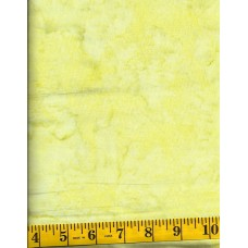 Anthology Batik 1626 Yellow Green Mottled Solid