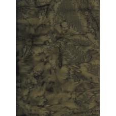 Anthology Batik 1650 Chocolate Brown Mottled Solid