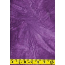 Benartex Batik 03694-66 Medium Tone Purple Mottled Solid