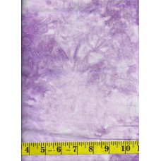 Cantik Batik 1000-615 Lavender, Cream & Purple Mottled Solid