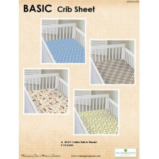 FREE Wilmington Crib Sheet Project