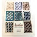 Fast & Fun 3 Yard Quilts - Fabric Cafe - 8 patterns