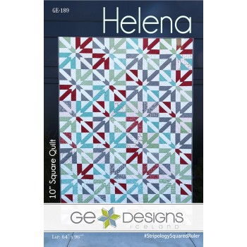 Helena Pattern by GE Designs - Layer Cake Friendly