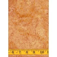 Island Batik Cognac IS14U-BB1 - Tan Swirls on a Gold Background