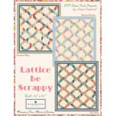 FREE Wilmington Lattice Scrappy Project