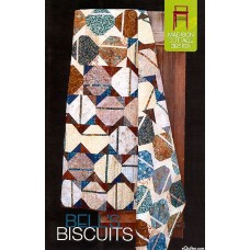Bell's Biscuits pattern by Madison Cottage Design - Fat Quarter Friendly!