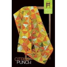 Citrus Punch pattern by Madison Cottage Design - Fat Quarter Friendly!