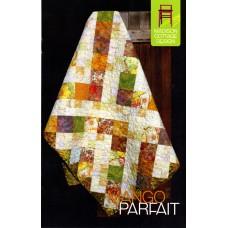 Mango Parfait pattern by Madison Cottage Design - Fat Quarter Friendly!