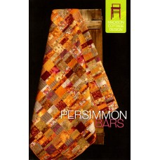 Persimmon Bars pattern by Madison Cottage Design - Fat Quarter Friendly!