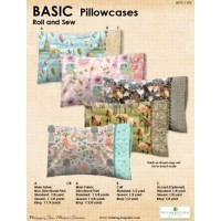 FREE Wilmington Roll and Sew Pillowcases Project