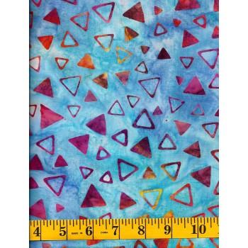 Robert Kaufman Artisan Batik AMD-16086-263 Rainbow