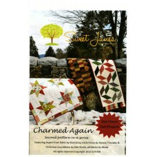 Charmed Again pattern by Sweet Jane's - Charm Pack or Scrap Friendly Pattern