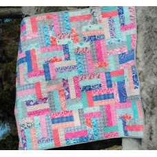Scrappy Ever After pattern by Sweet Jane's - Jelly Roll/Fat Quarter/Scrap Friendly Pattern