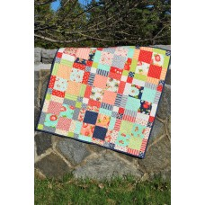 Family Ties pattern by Sweet Jane's - Charm Square, Layer Cake & Fat Quarter Friendly