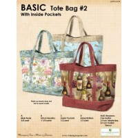 FREE Wilmington Basic Tote Bag #2 Project