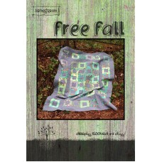 Free Fall pattern card by Villa Rosa Designs - Fat Quarter Friendly