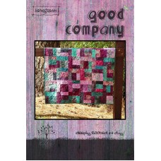 Good Company pattern card by Villa Rosa Designs - Layer Cake Friendly