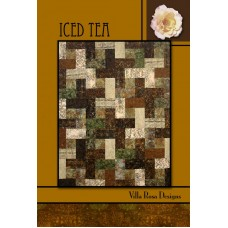 Iced Tea pattern card by Villa Rosa Designs - Layer Cake & Fat Quarter Friendly