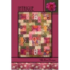 Intrigue pattern card by Villa Rosa Designs - Fat Quarter & Layer Cake Friendly