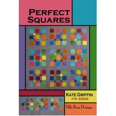 Perfect Squares pattern card by Villa Rosa Designs - Layer Cake Friendly