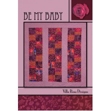 Be My Baby pattern card by Villa Rosa Designs - Fat Quarter Friendly