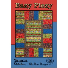 Eazy Piezy pattern card by Villa Rosa Designs
