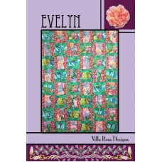 Evelyn pattern card by Villa Rosa Designs