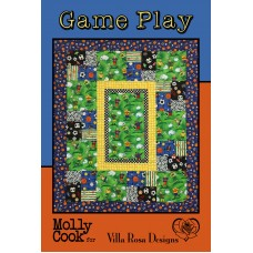 Game Play pattern card by Villa Rosa Designs
