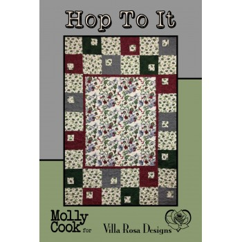 Hop to It pattern card by Villa Rosa Designs