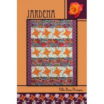 Jardena pattern card by Villa Rosa Designs