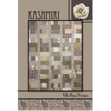 Kashmiri pattern card by Villa Rosa Designs - Fat Quarter Friendly