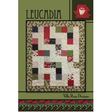 Leucadia pattern card by Villa Rosa Designs - Charm Square Friendly