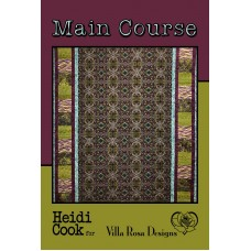 Main Course pattern card by Villa Rosa Designs